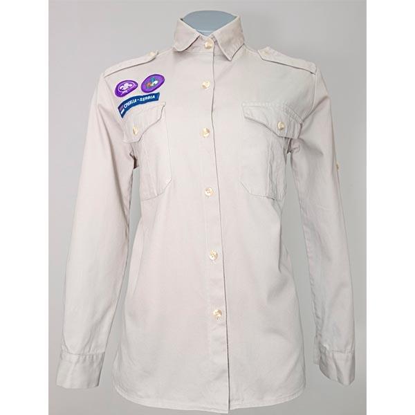 ženska brđanska uniforma