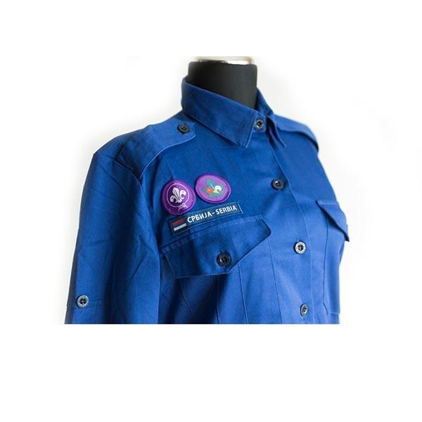 ženska porečanska uniforma