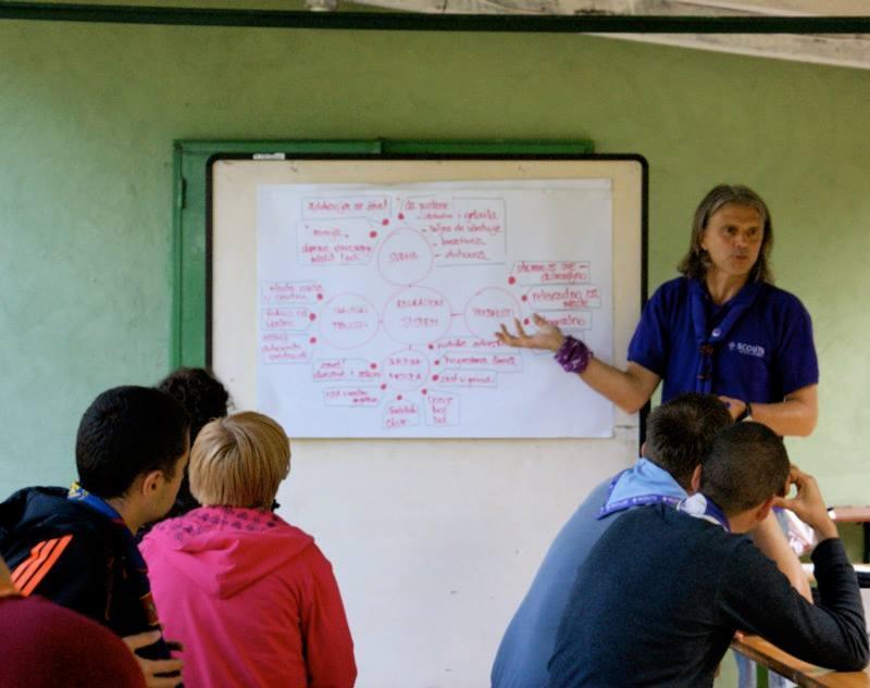 Seminar za instruktore I stepena, Boračko jezero 2014.