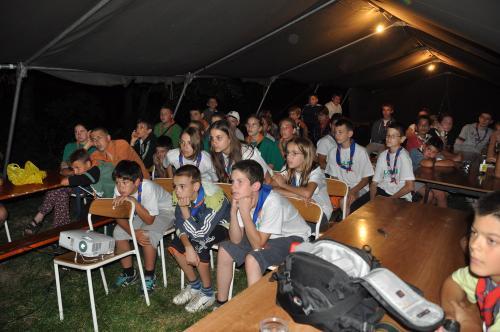 Susret mlađih izviđača, Letenka 2012.